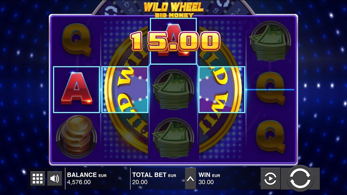 wild wheel big money spillemaskin