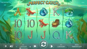Perfect Catch spilleautomat