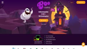 Boo online casino - nytt MuchBetter casino